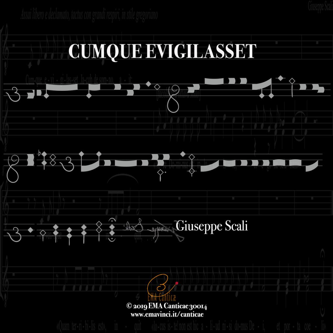 Cumque Evigilasset – Giuseppe Scali / Coro San Giovanni Evangelista di Empoli