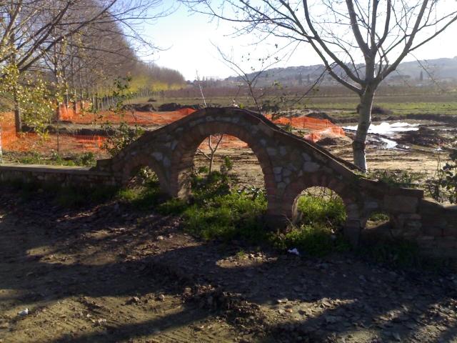 Ponte del Diavolo a Fibbiana – Opera di Scali Armano