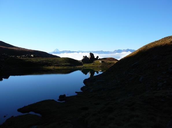 Cristalliera – Val Chisone dal rifugio Sellerie
