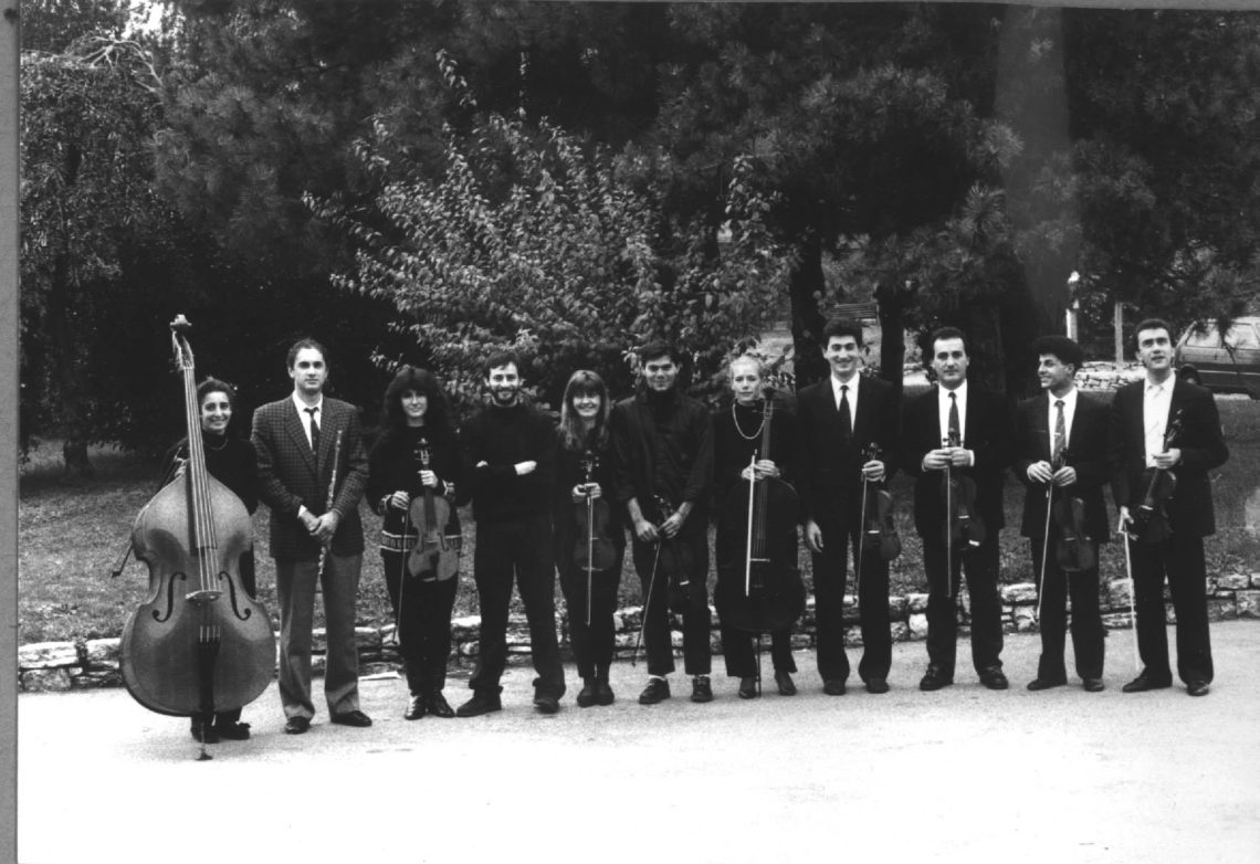 Dirige l'Orchestra Ferruccio Busoni di Empoli